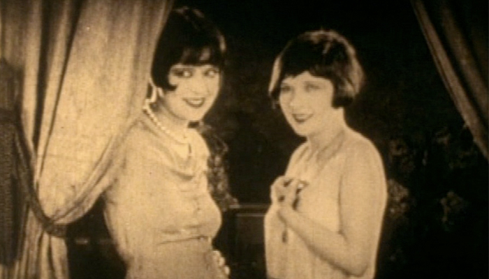 The Flapper Of The Roaring '20s