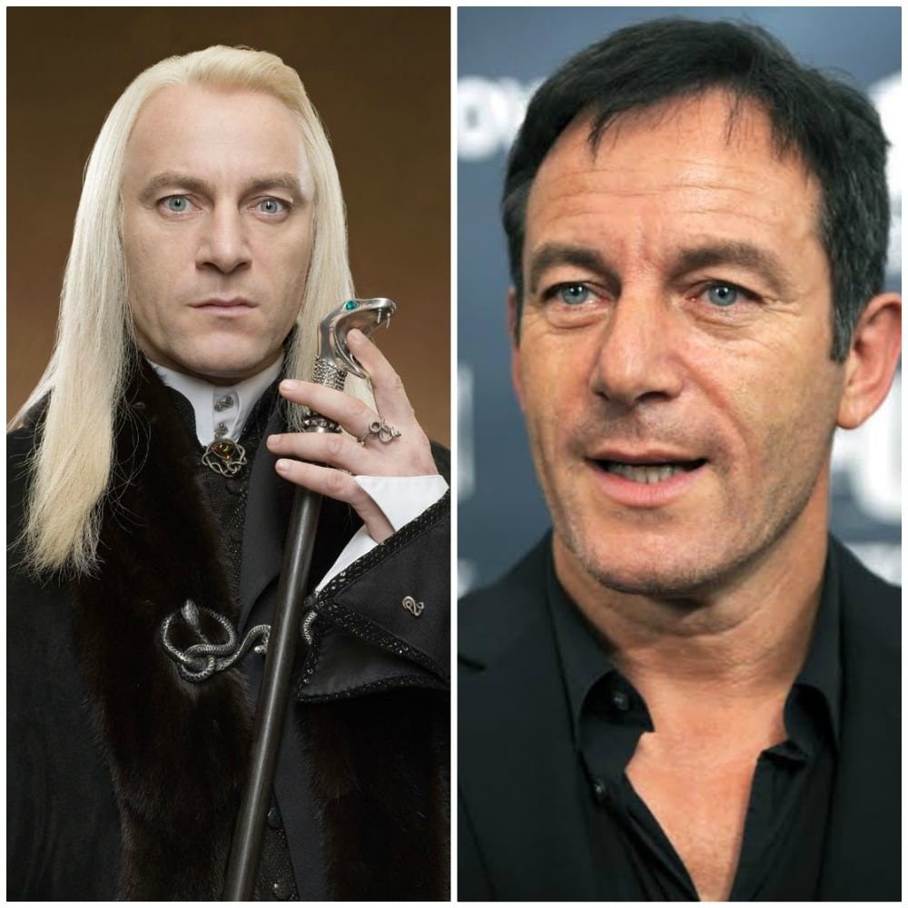 Lucius Malfoy AJson Isaacs