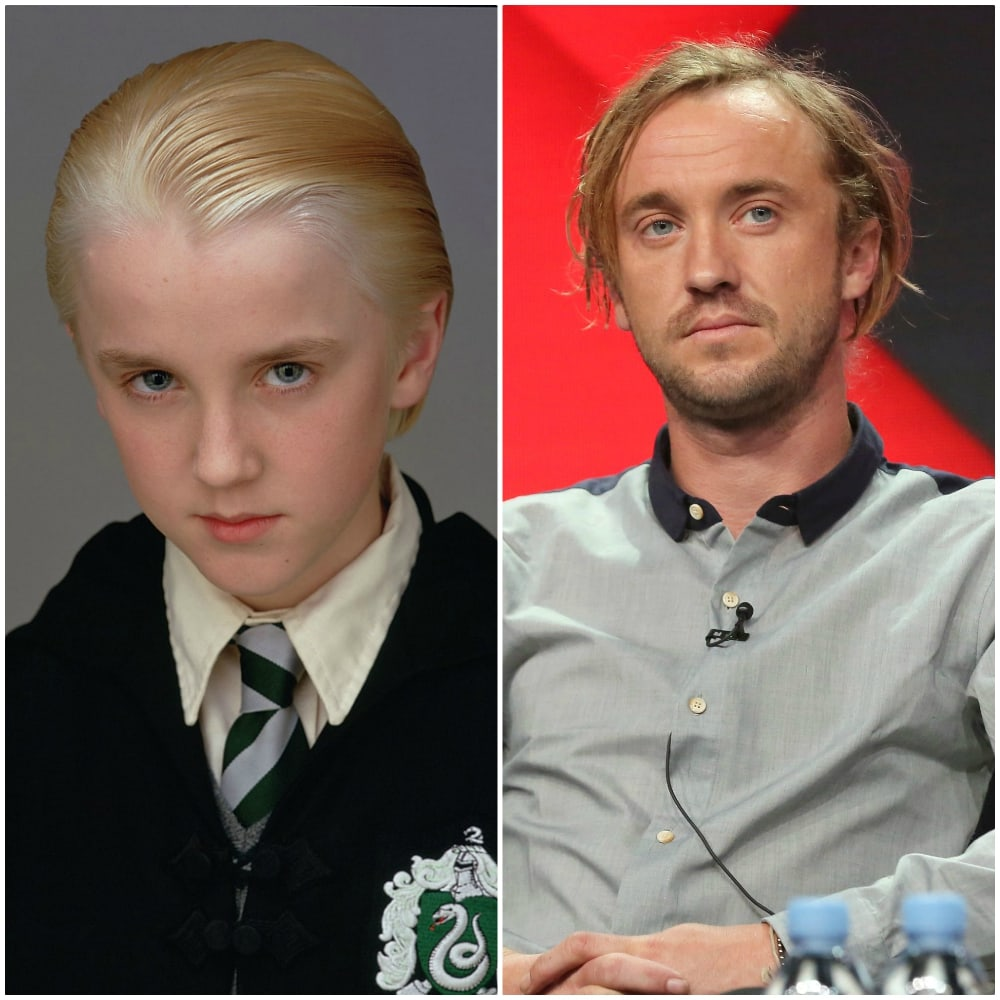 Draco Malfoy Tom Felton