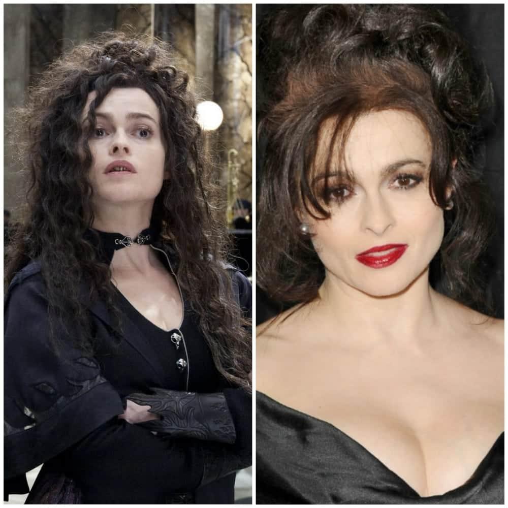Bellatrix Lestrange Helena Bonham Carter