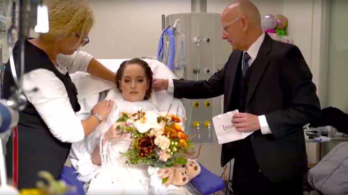 Hastanede Düğün